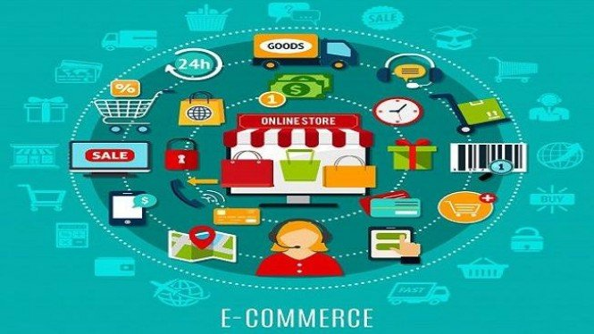 Ilustrasi E-Commerce