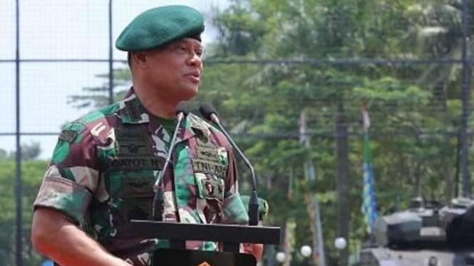 VIVA Militer: Jenderal TNI Gatot Nurmantyo