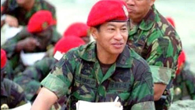 VIVA Militer: Jenderal TNI (HOR) (Purn.) Agum Gumelar
