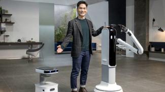 Robot buatan Samsung