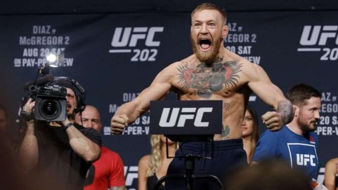 Bintang UFC, Conor McGregor
