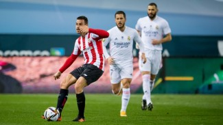 Pertandingan Real Madrid vs Athletic Bilbao