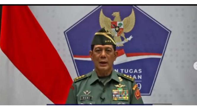 VIVA Militer: Kepala BNPB Letjen TNI Doni Monardo