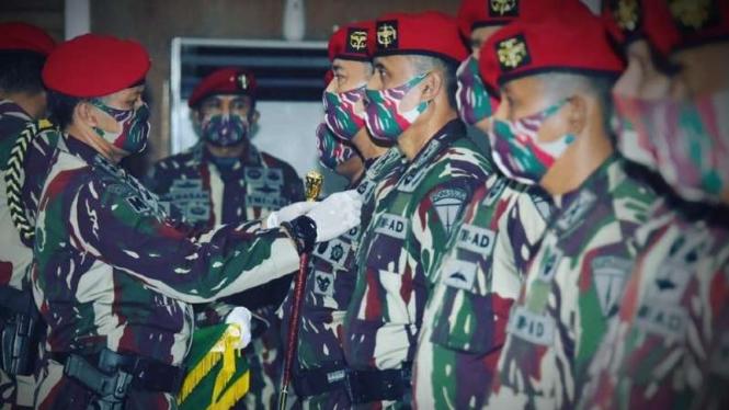 VIVA Militer: Danjen Kopassus 31, Mayjen TNI INC