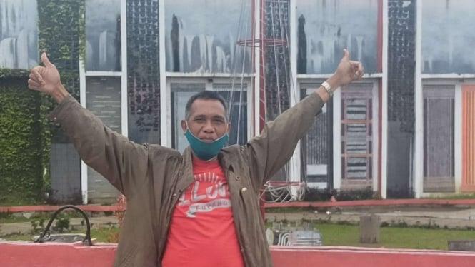 Guru Besar Universitas Sumatera Utara (USU), Prof.Yusuf Leonard Henuk