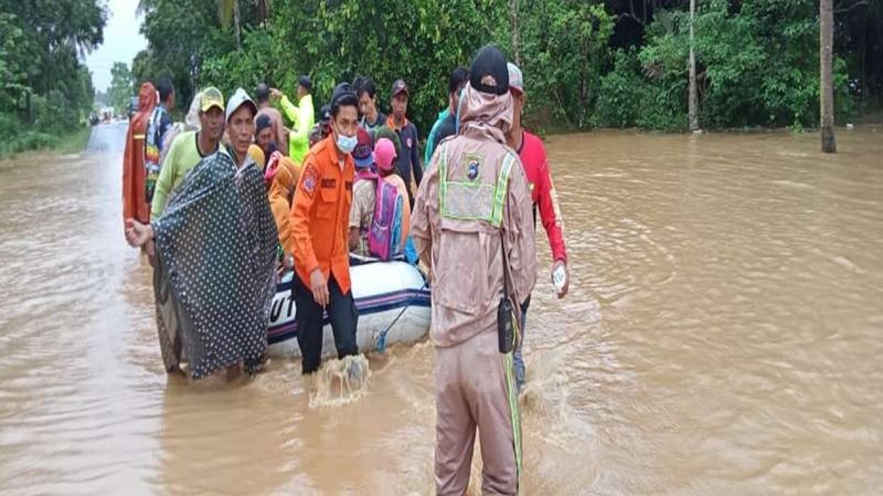 Banjir di Kalimantan Selatan