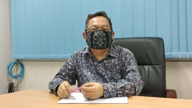 Wakil Rektor III USU Mahyuddin K. M. Nasution