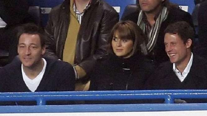 John Terry, Vanessa Perroncel dan Wayne Bridge