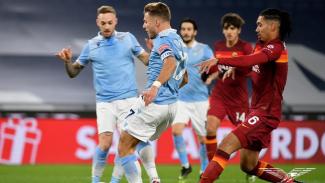 Lazio Bikin Roma Hancur Lebur di Derby Della Capitale