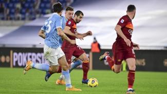 2 Gol Awal Lazio Sumber Petaka bagi AS Roma