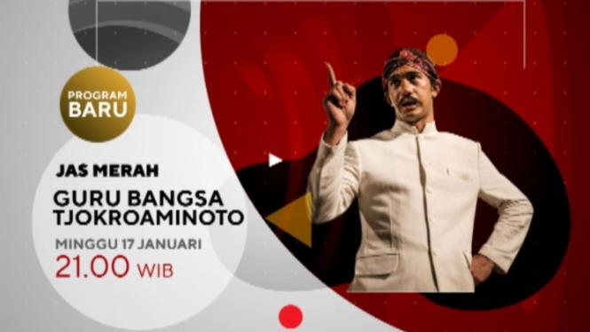 Film Guru Bangsa: Tjokroaminoto