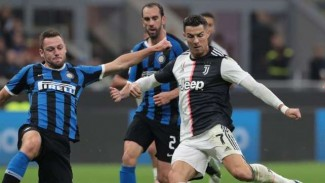 Laga Derby d'Italia antara Inter Milan vs Juventus.