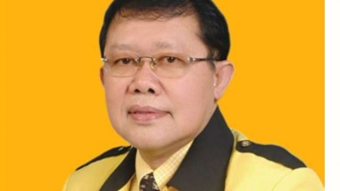 Anggota DPR dari Fraksi Partai Golkar Gatot Sudjito