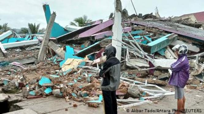 Tak Sampai Tiga Pekan di Awal 2021, Bencana Alam Hantui ...