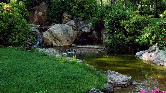 Lanskap Taman, Sumber photo Pixabay