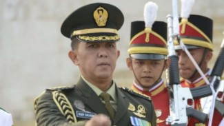 VIVA Militer: Ajudan Presiden Joko Widodo, Kolonel Inf Rudy Saladin