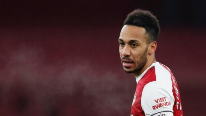 Striker Arsenal, Pierre-Emerick Aubameyang