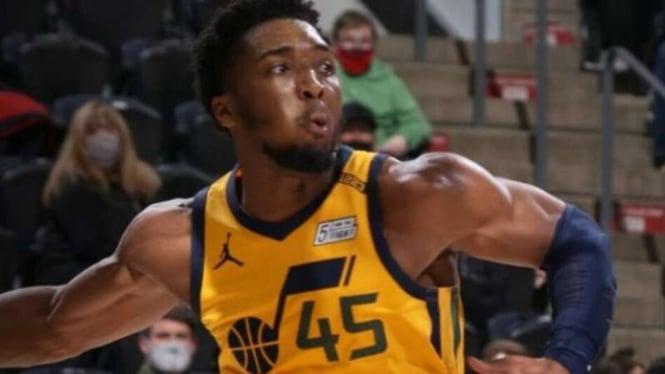 Pemain Utah Jazz, Donovan Mitchell