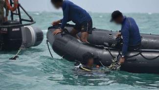VIVA Militer: Denjaka dan Marinir TNI AL.