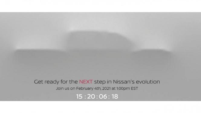 Mobil baru Nissan Frontier