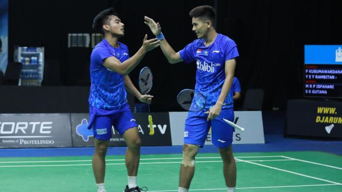 Babak 16 Besar Swiss Open 2021, Indonesia Ditantang Wakil India