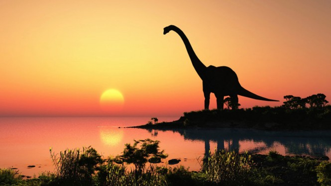 Dinosaurus.
