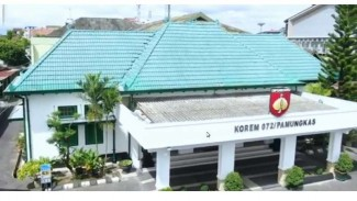 VIVA Militer: Markas Korem 072/Pamungkas Yogyakarta