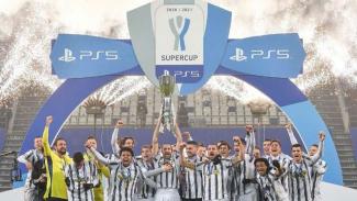 Juventus juara Supercoppa Italia
