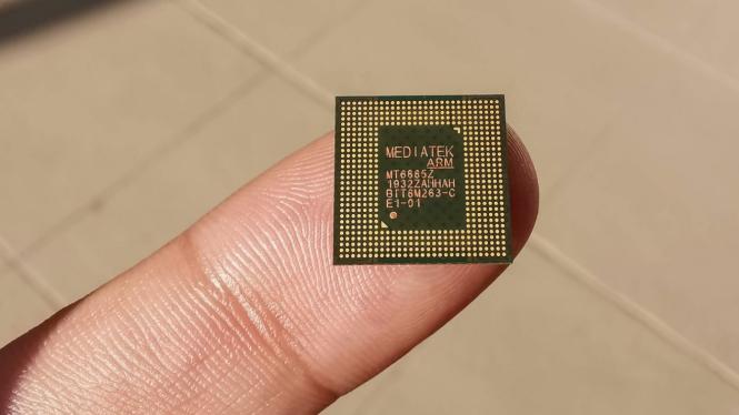 Mediatek Luncurkan Chipset Canggih untuk Ponsel