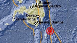 Gempa Sulut.
