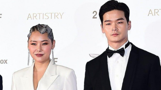 Cheetah dan Nam Yeon Woo.