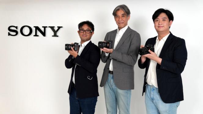 Peluncuran lensa kamera terbaru Sony