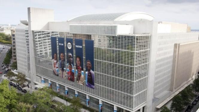Gedung Bank Dunia.