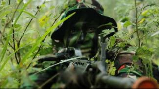 VIVA Militer: Ilustrasi Yonif Raider 408/Suhbrastha