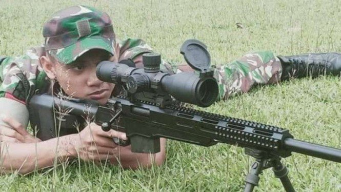 VIVA Militer: Pratu Roy semasa hidup.