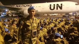 VIVA Militer: Almarhum saat ditugaskan UNIFIL PBB