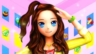 Game online AyoDance Puzzles.
