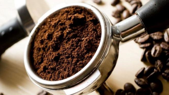 Ampas kopi