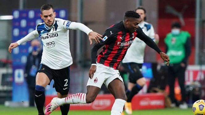 Duel AC Milan vs Atalanta