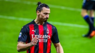 Striker AC Milan, Zlatan Ibrahimovic