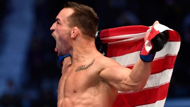 Petarung anyar UFC, Michael Chandler