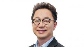 Presiden Samsung Electronics Indonesia, Yoonsoo Kim.