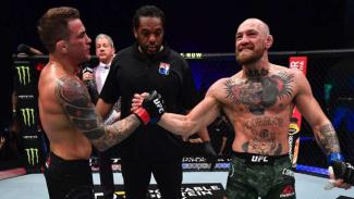 Duel McGregor versus Poirier