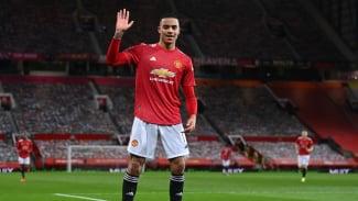Pemain Manchester United, Mason Greenwood