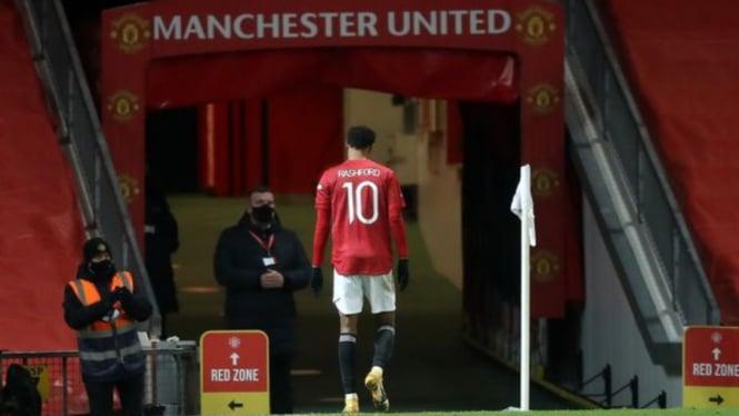 Striker Manchester United, Marcus Rashford