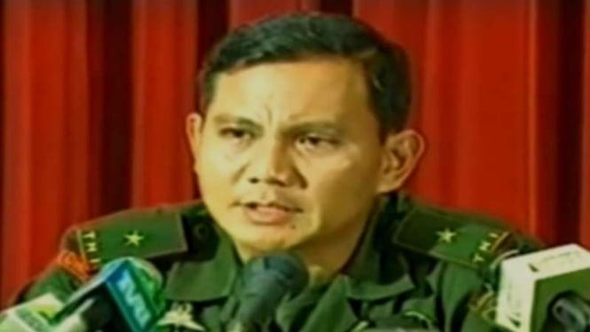 VIVA Militer: Prabowo Subianto saat masih berpangkat Brigjen TNI