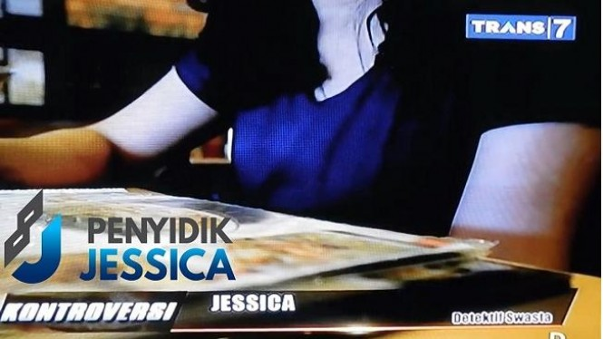 Detektif Jessica Ahli Pengungkapan Kasus