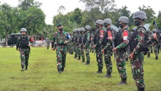 VIVA Militer; Yonif Para Raider 501/Bajra Yudha