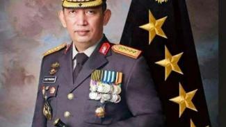Foto Kapolri Jenderal Listyo Sigit.