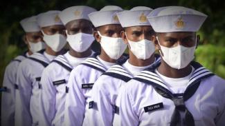 VIVA Militer: Pasukan tempur Koarmad III Sorong
